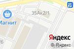Схема проезда до компании Сибирский свет в Новосибирске