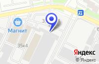 Схема проезда до компании ПРОЕКТНО-МОНТАЖНАЯ ФИРМА ЗАЩИТА ВТ в Новосибирске