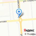 Студия ландшафтного дизайна на карте Новосибирска
