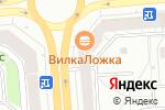 Схема проезда до компании Мегафон ритейл в Новосибирске