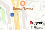 Схема проезда до компании Бабушкино печево в Новосибирске