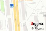 Схема проезда до компании Магазин мясной продукции в Новосибирске