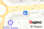 Схема проезда до компании Сибирский Сад в Новосибирске