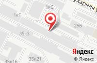 Схема проезда до компании Рпк в Новосибирске