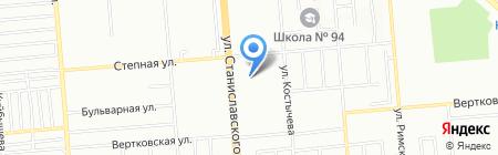 Magnitola54.ru на карте Новосибирска