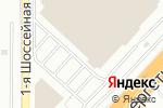 Схема проезда до компании Доктор Градус в Новосибирске