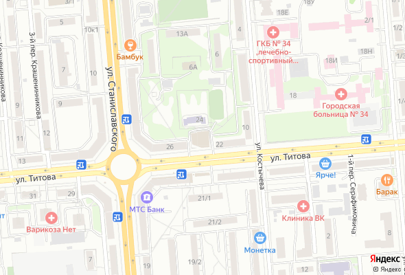 жилой комплекс Stalin-House (Сталин-Хаус)