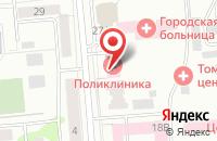 Схема проезда до компании Время Сибири в Новосибирске