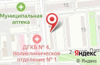 Схема проезда до компании Дтс в Новосибирске