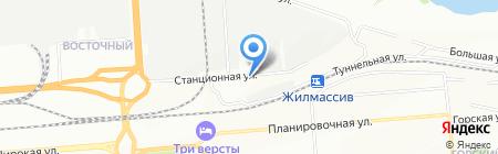 Avto Help на карте Новосибирска