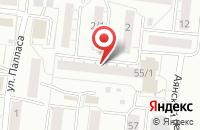 Схема проезда до компании Сибторгмаш в Новосибирске