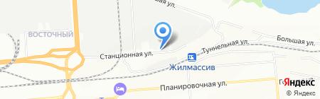 Сфера Комфорта на карте Новосибирска