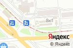 Схема проезда до компании Киоск хозяйственных товаров в Новосибирске