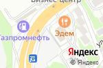 Схема проезда до компании Город Мастеров в Новосибирске
