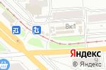 Схема проезда до компании Киоск по продаже семян и удобрений в Новосибирске