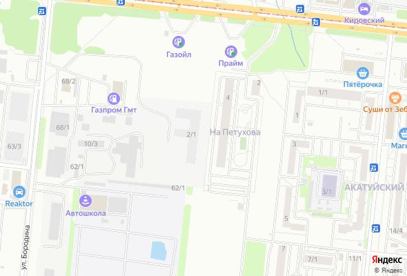 продажа квартир На Петухова