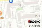 Схема проезда до компании Трами Груп в Новосибирске