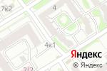 Схема проезда до компании Имидж-студия Ирины Чумаченко в Новосибирске