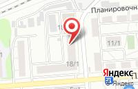 Схема проезда до компании Мотив в Новосибирске