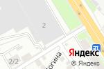 Схема проезда до компании Jet Logistic в Новосибирске