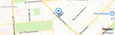 ПОДСТРИГИСЬ!!! на карте Новосибирска