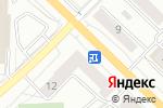 Схема проезда до компании Ивашка в Новосибирске