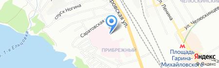 Красим грамотно! на карте Новосибирска