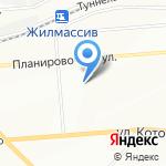 Ералаш на карте Новосибирска