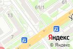 Схема проезда до компании Alex Watches & Accessories в Новосибирске