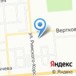 Магазин семян и хозяйственных товаров на карте Новосибирска