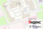 Схема проезда до компании Новосибирский металлозавод в Новосибирске