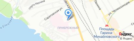 Школа НЛП Переговоров и Продаж на карте Новосибирска