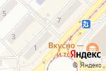 Схема проезда до компании Почитай-ка в Новосибирске