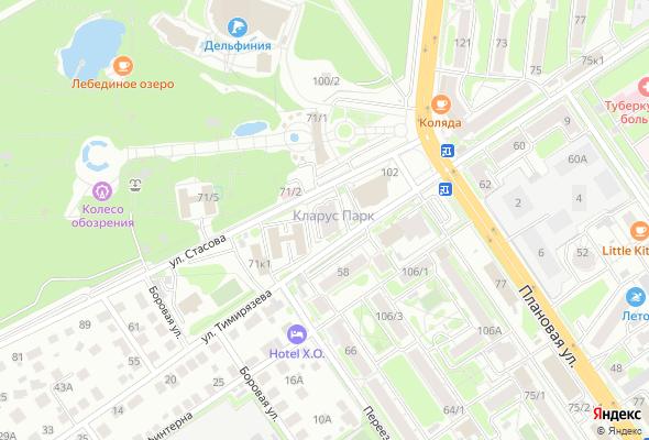 купить квартиру в ЖК Кларус Парк