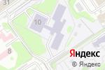 Схема проезда до компании ЕС! в Новосибирске