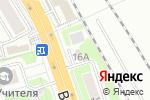 Схема проезда до компании BBQ в Новосибирске