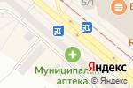 Схема проезда до компании ВсеИнструменты.ру в Новосибирске