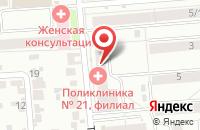 Схема проезда до компании Бим в Новосибирске