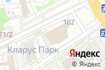 Схема проезда до компании SibGrand в Новосибирске