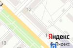 Схема проезда до компании По карману в Новосибирске