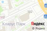 Схема проезда до компании ДОСТАВКИН 54 в Новосибирске