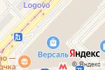 Схема проезда до компании Антонов Двор в Новосибирске