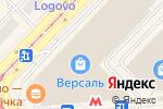 Схема проезда до компании Marrakech в Новосибирске