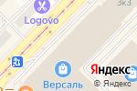 Схема проезда до компании Милавица-Новосибирск в Новосибирске