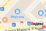 Схема проезда до компании Лили Анна в Новосибирске
