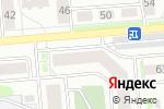 Схема проезда до компании Зайка в Новосибирске