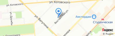 Новосибирск недвижимость на карте Новосибирска