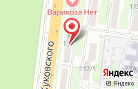 Схема проезда до компании Эксперт-Сибирь в Новосибирске