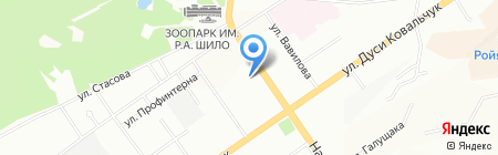 Inform-EVENT на карте Новосибирска