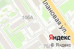 Схема проезда до компании Магазин семян и удобрений в Новосибирске